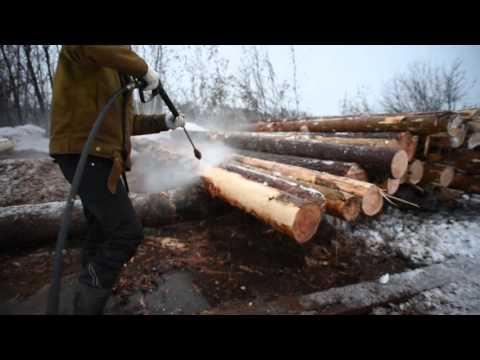 Строительство деревянных домов из бруса и бревна
