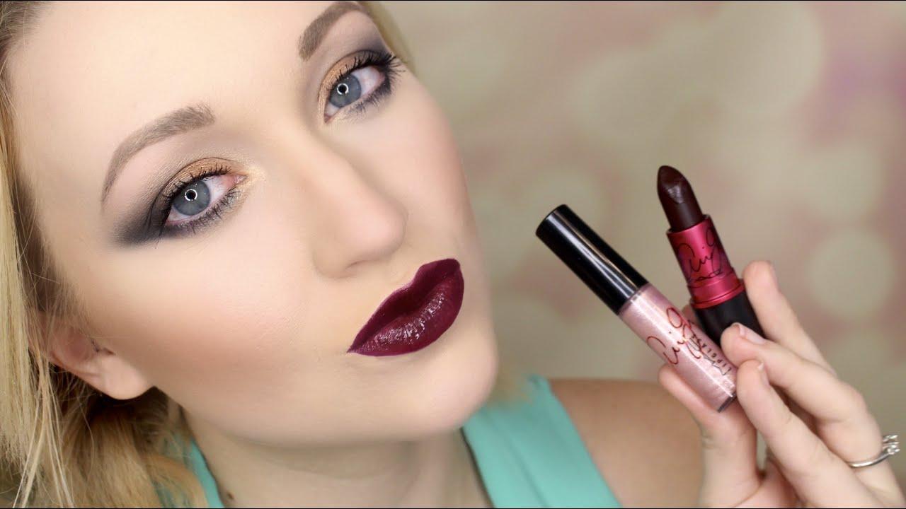 Ariana Grande Lipstick Color