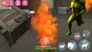 Video [Goat Simulator] Is the tmnt shrek? download MP3, 3GP, MP4, WEBM, AVI, FLV September 2018