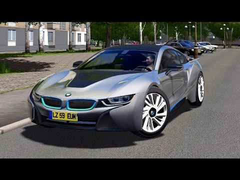City Car Driving Bmw I8 Download Link Youtube