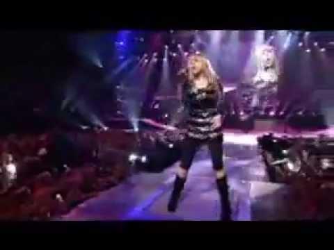 Rock Star - Hannah Montana (Official DVD Video).flv