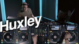 Huxley - DJsounds Show 2017