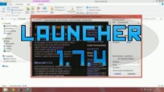 Minecraft Launcher 1.7.4 Pirata (KeiNett Launcher)