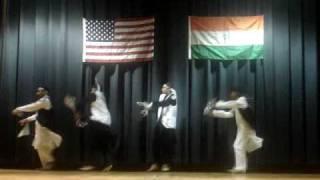 Bhangra Dance IUCA 2008