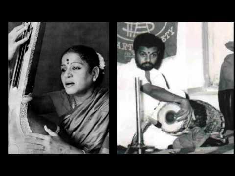 M.S. Subbulakshmi & Karaikudi R. Mani - O Rangasayee