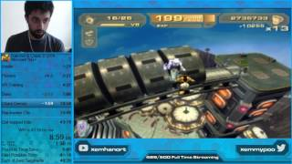 Ratchet and Clank: Up Your Arsenal Mirrored NG+ Speedrun in 41:26