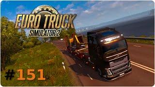 Euro Truck Simulator 2 - #151 - Växjö da bin ich [Linux] [Deutsch] [HD]