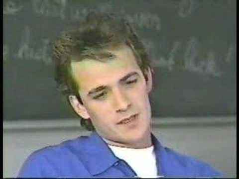 @TheBuffShow - Do you remember what Luke Perry was doing before 90210?
