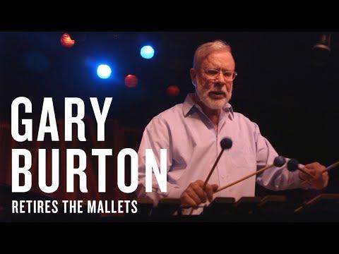 Gary Burton Retires The Mallets | JAZZ NIGHT IN AMERICA