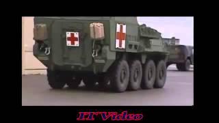 Мегамашины   Бронетранспортёр Stryker Megamachine Stryker armored personnel carrier