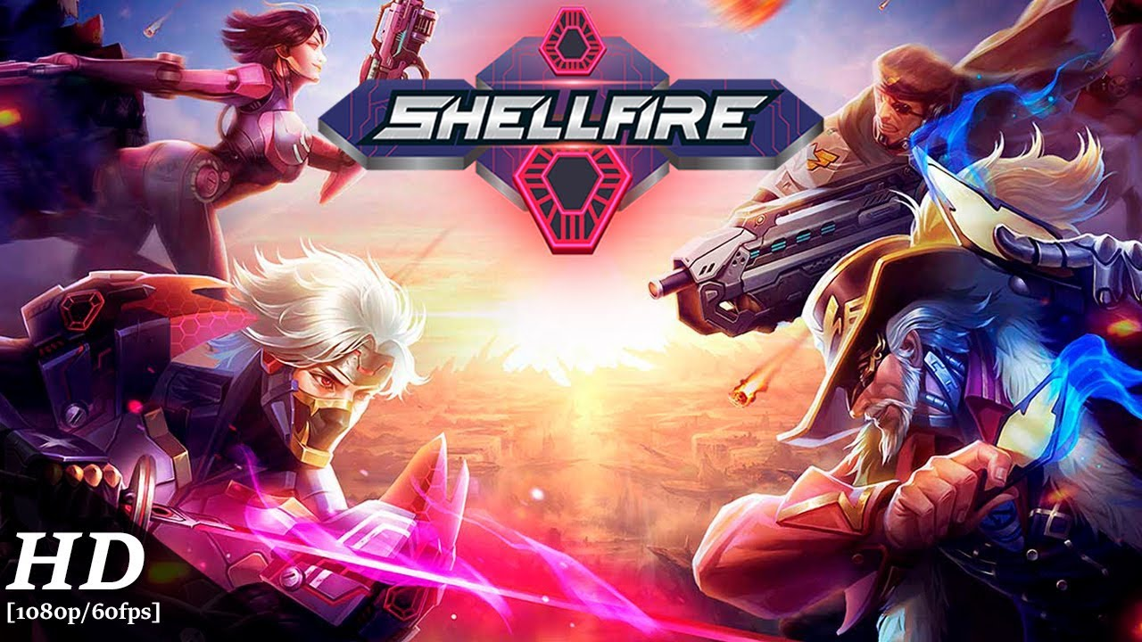 ShellFire - MOBA FPS Android Gameplay [1080p/60fps] - YouTube