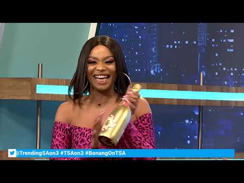 Bonang exclusive | #TSAon3
