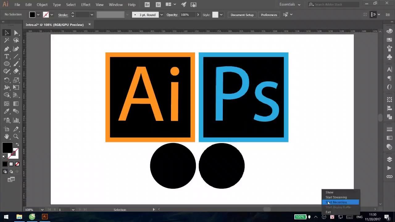 [Bài 1] Giới thiệu về Illustrator, cách tạo file – Illustrator Căn Bản | Thằng Lười – Đồ Họa Online