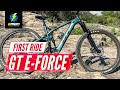 GT E-Force & New E Bike Tech From The Roc D'Azur Festival