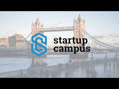 Startup Campus London Demo Day 2017