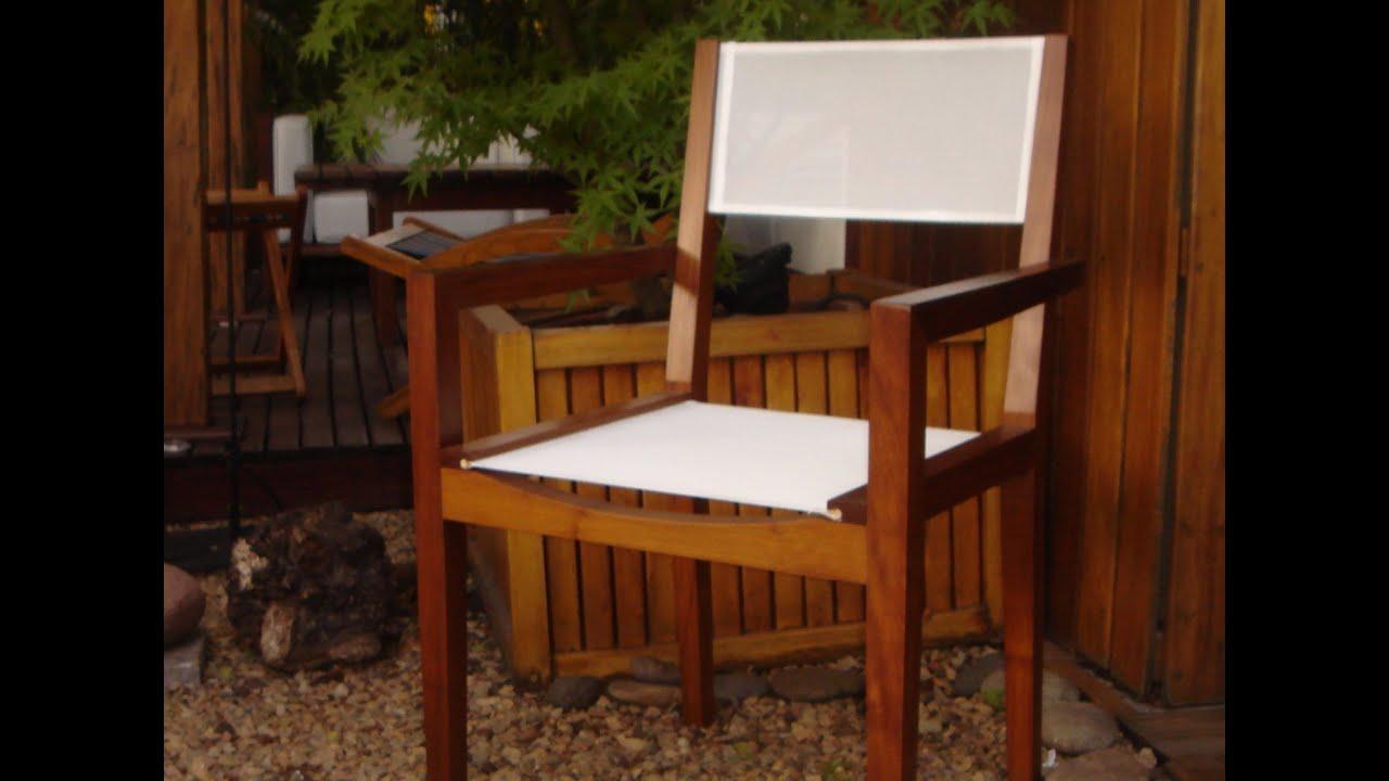 sillas y sillones de madera del muebles