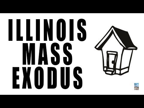THIS Is Why People In Illinois Are Fleeing In Massive Numbers! Exodus Has Begun!