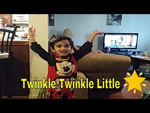 Twinkle Twinkle Little Star   Nursery Rhyme
