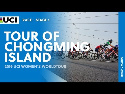 2019 UCI Women's WorldTour – Tour of Chongming Island Stage 1 – Highlights