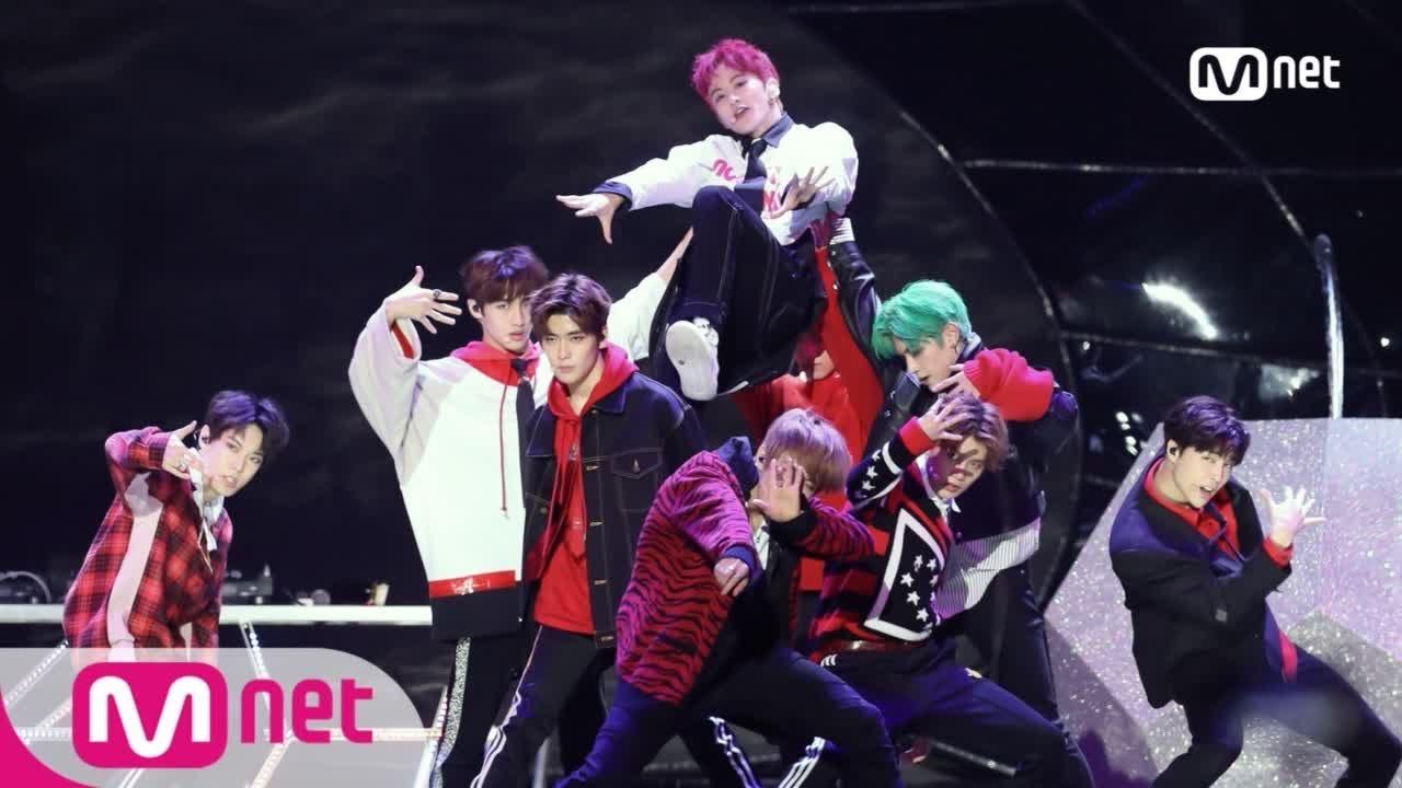 K-pop band NCT 127 win New Asian Artist award at the MAMAs | Metro News