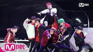 2017 MAMA In Hong Kong HitchhikerNCT 12711 The 7th Sense   Reverse  Cherry Bomb