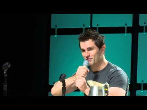 Sam Witwer at Phoenix Comic Con 2013 Part I