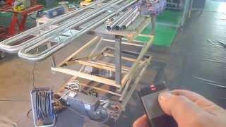 Workbench Ideas Adjustable Height Table.