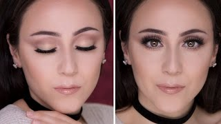 Neutral Make-up Tutorial | Full Face | Easy Look | Hatice Schmidt