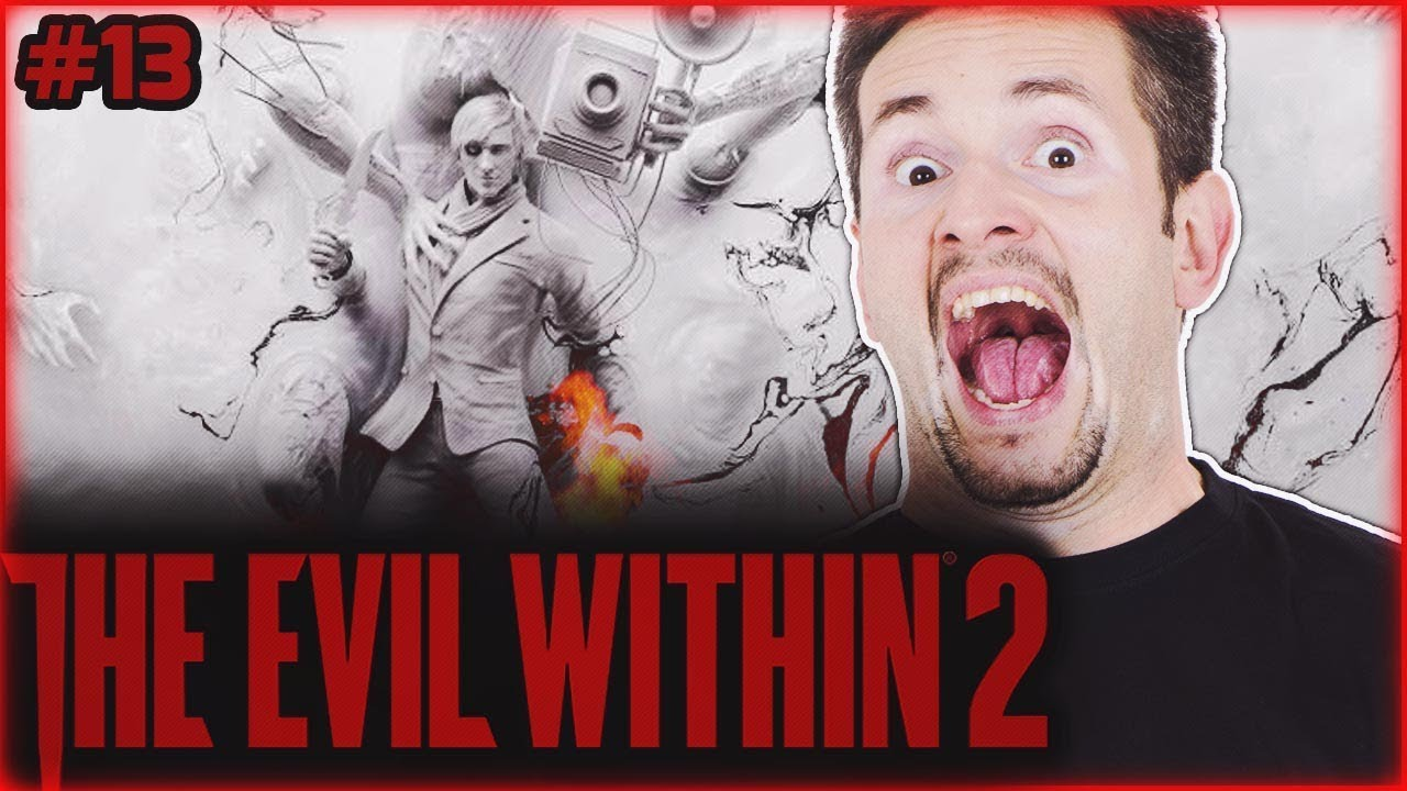 SKRAPI DO PAPI | THE EVIL WITHIN 2 | HORROJKI GAMEPLAY #13