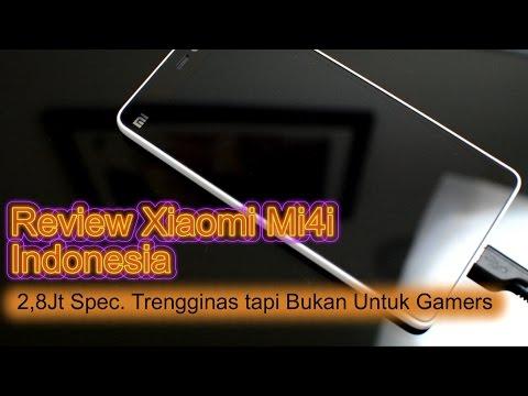 Xiaomi Mi4i Review Indonesia : 2,8jt Spec Trengginas, tapi bukan untuk gamers