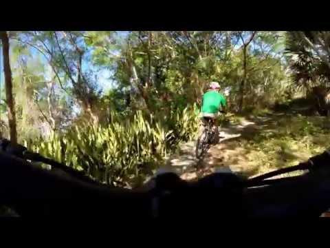 Quiet Waters Park Mountain Biking Trails 2014