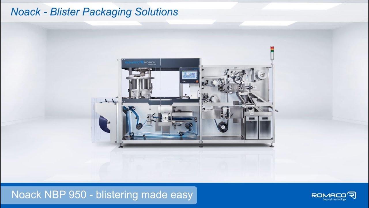 blister packaging diagram romaco noack blister packaging solution nbp 950 youtube  romaco noack blister packaging solution