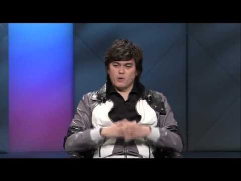 Joseph Prince - Let Go And Let His Supply Flow - 2 Sep 12