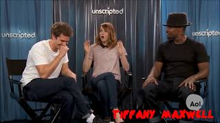 Repeat youtube video Emma Stone - Funny Moments