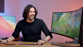 Jak MAC PRO zvládne hraní Cyberpunk a Fortnite? Pomůže RTX 3080? [4K]