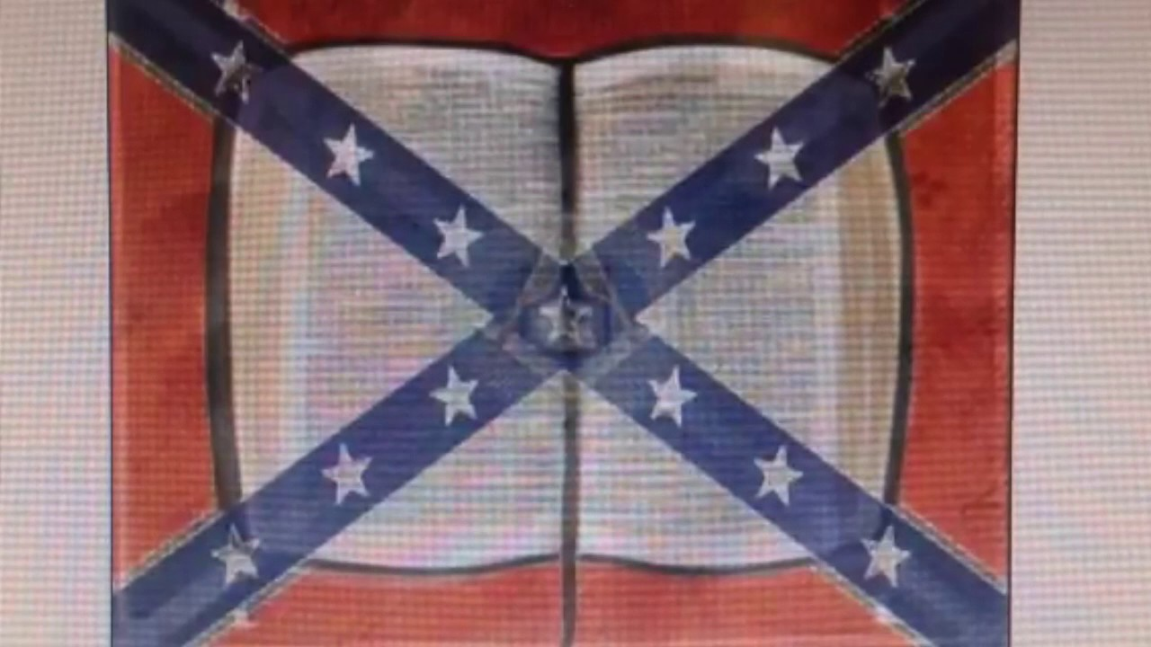 Watch West Michigan Park Become Confederate Flag Youtube