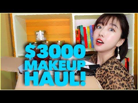 $3,000 KOREAN BEAUTY HAUL! #CRAZY #imbrokeguys