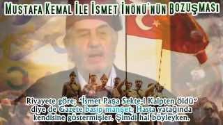 (K369) Mustafa Kemal İle İsmet İnönü'nün Bozuşması, Üstad Kadir Mısıroğlu