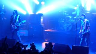 the cribs an ivory hand new song electric ballroom london 12 02 15