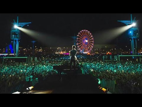 Shawn Mendes - There † s Nothing Holdin † Me Back ( Rock in rio 2017 )