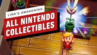 Zelda: Link's Awakening Awesome Hidden Nintendo Figures Tour