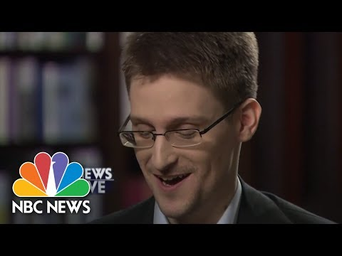 Snowden: Any Cell