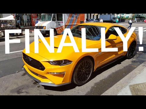 Finally 2018 Mustang Horsepower Numbers Revealed!! and 0-60 in under 4 seconds!