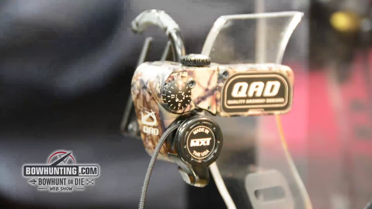 QAD MXT Rest | Bowhunting com Forums