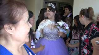 Damaris Quinceañera Highlights - Oct 2015 (oakland)