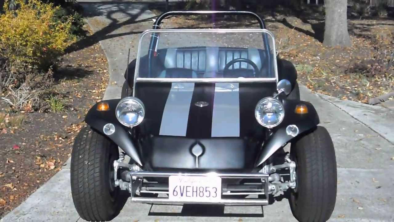 Volkswagen Dune Buggy Meyers Manx Style