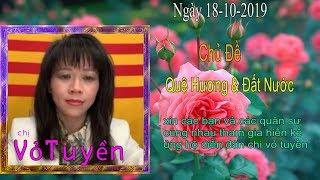 Vo Tuyen Truc Tiep( Tối Ngày 18-10-2019
