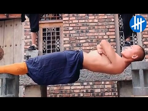 Brutal Shaolin Kung Fu Training   Muscle Madness