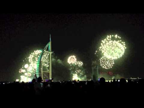 New Years 2012 - Burj Al Arab