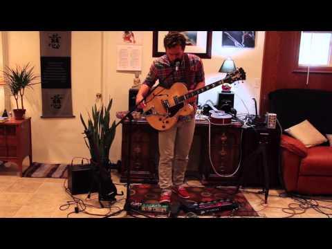 "Tiny Desk Concert Sean Longstreet ""Find Your Flow"""